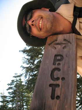 Back on the PCT!
